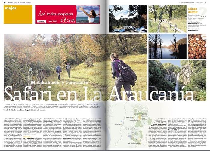 La Tercera May. 15 11.21